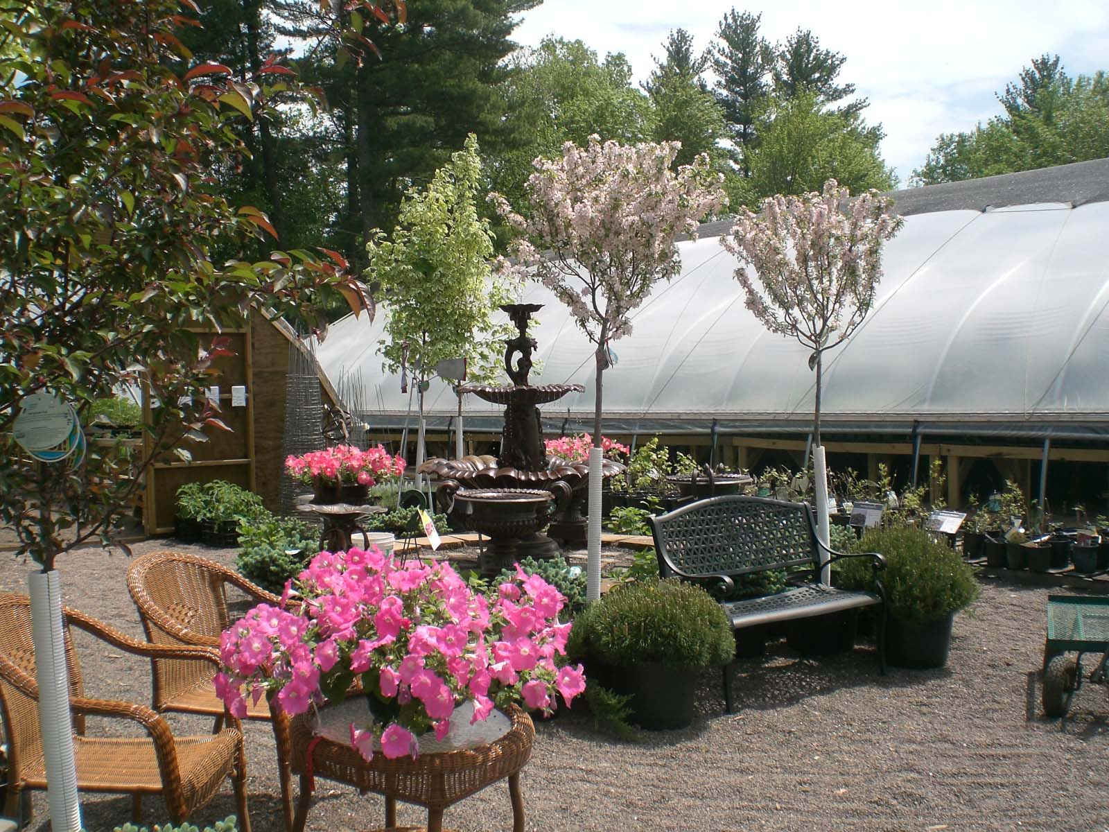 Village Floral And Wood River Garden Store